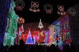 the holiday magic at walt disney world