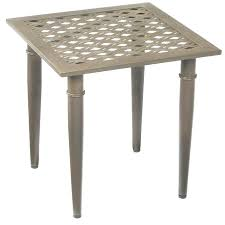 white patio side table white patio side table best of patio side table metal round mesh