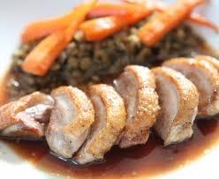 cuisiner aiguillettes de canard aiguillettes de canard à l orange recette de aiguillettes de