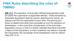 introduction to swimming officiating october 16 ppt download