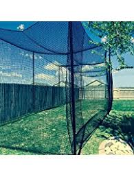 Batting Cage For Backyard by Amazon Com Batting Cages Field Equipment Sports U0026 Outdoors