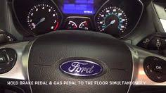 2012 ford focus oil light reset how to reset toyota sienna maintenance required light oil light