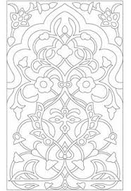 pattern coloring pages for adults think how awesome this would be embroidered coloring page mandala
