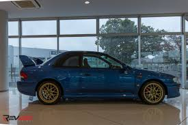 subaru gc8 widebody spotlight jdm subaru tecnica international headquarters
