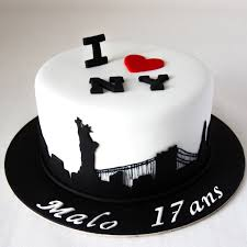 Home Design New York Interior Design Simple New York Themed Cake Decorations