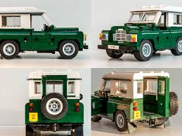 lego range rover lego wants your support to build a land rover series 3 lego model