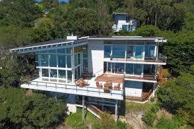 steel and glass belvedere cliffside home seeks 7 9 million