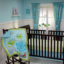 Boy Nursery Bedding Set by Ocean Crib Bedding Creative Ideas Of Baby Cribs