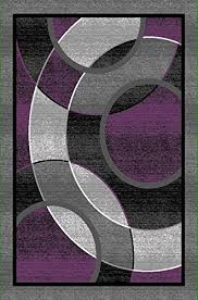 Area Rugs With Purple Funky Purple Area Rugs Over 8 Unique Design Styles Take A Look