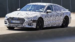 audi a7 models audi a7 a5 sportback cars spotted the generation
