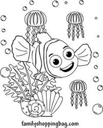 finding nemo coloring picture cake decorating