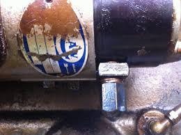 oil u0026 fuel mf 135 fuel line injection pump connectors