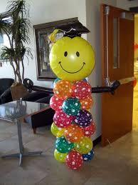 balloon arrangements for graduation 25 cool graduation party ideas graduation balloons eye and