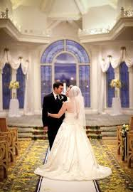 wedding vow backdrop wedding with cinderella castle as your backdrop at disney s