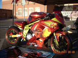 cbr bike show time to rebuild 600rr net