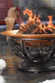 Copper Firepits Bring The Blaze To Your Backyard With This Pagoda Style Copper