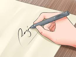 Writing Love Letters To Your Girlfriend How To End A Letter In German 10 Steps With Pictures Wikihow