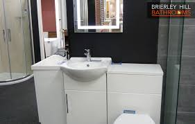 Fitted Bathroom Furniture Manufacturers by Showroom Near The Merry Hill Centre