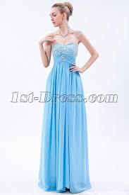 maternity evening dresses exquisite aqua empire pregnancy evening dress img 9683 1st
