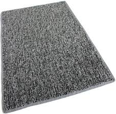 Fake Grass Outdoor Rug Black Indoor Outdoor Artificial Grass Turf Area Rug Carpet