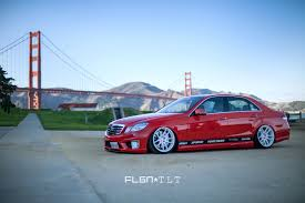 bagged mercedes s class bagged e class on vossen vle 1 customer submissions teamvossen