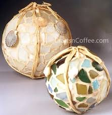 more seashell and sea glass crafts diy seashell sea glass deco