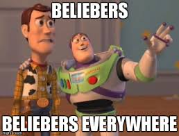 Bieber Meme - justin bieber is getting on everyone s nerves including mine imgflip