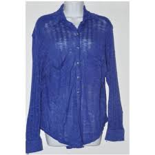 69 off free people tops free people beach blue shirt from