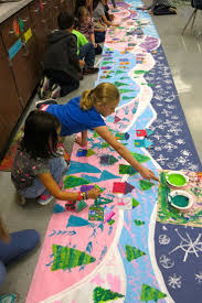 18 best images about winter art projects on pinterest