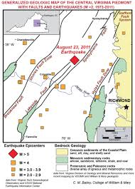 Map Of Charlottesville Va William U0026 Mary Ancient Faults Still Prove To Be Powerful