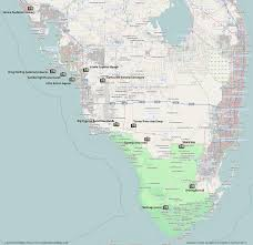 Boca Grande Florida Map by Map Of Southwest Florida World Map