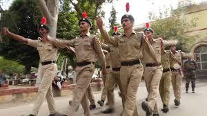 Excelsior Flag Ncc Cadets Appeal To Donate Generously On Armed Forces Flag Day