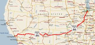 map us highway route 66 route 66 haku holidays dreams