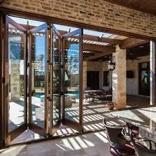 Patio Doors Pictures Architect Series Traditional Bifold Patio Door Pella