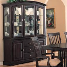 captivating kitchen hutch furniture featuring brown color wooden
