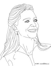 people coloring pages famous people coloring pages hellokids free