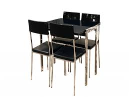Black Folding Dining Table Furniture Folding Dining Chairs Unique Furniture Wooden Oval