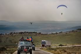 volvo truck dealer price watch a volvo truck tow a paraglider w video motor trend