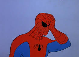Meme Generator Spiderman - spider man face palm blank template imgflip