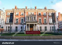 wallace collection hertford house manchester square london england stock photo