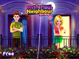 Home Design Story App Neighbors by My New Neighbor Love Story Mysterious Boy Android Apps On