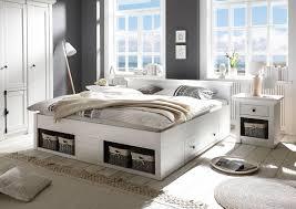 Schlafzimmer Komplett Mit Bett 140x200 Bett Landhaus Weiß Auf Rechnung Bestellen Baur