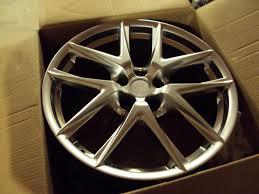 lexus lfa replica ny fs lfa replica wheels hyper silver nitto nt555 tires