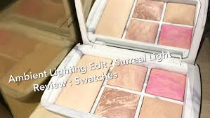 hourglass surreal light palette hourglass ambient lighting edit palette surreal light holiday