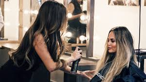 Los Angeles Hair Extensions by I Attended An Intense Hair Extension Class With Chrissy Teigen