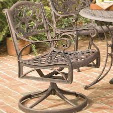 Swivel Patio Dining Chairs Astoria Grand Glider Swivel Patio Dining Chair Reviews Wayfair