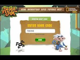 animaljam gift card animal jam how to redeem your membership giftcard