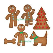 top 81 gingerbread clip art free clipart spot