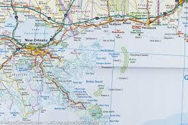 Usa Road Maps by Map Of Southeast Usa World Map