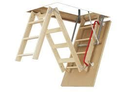 fold down attic stairs modern home